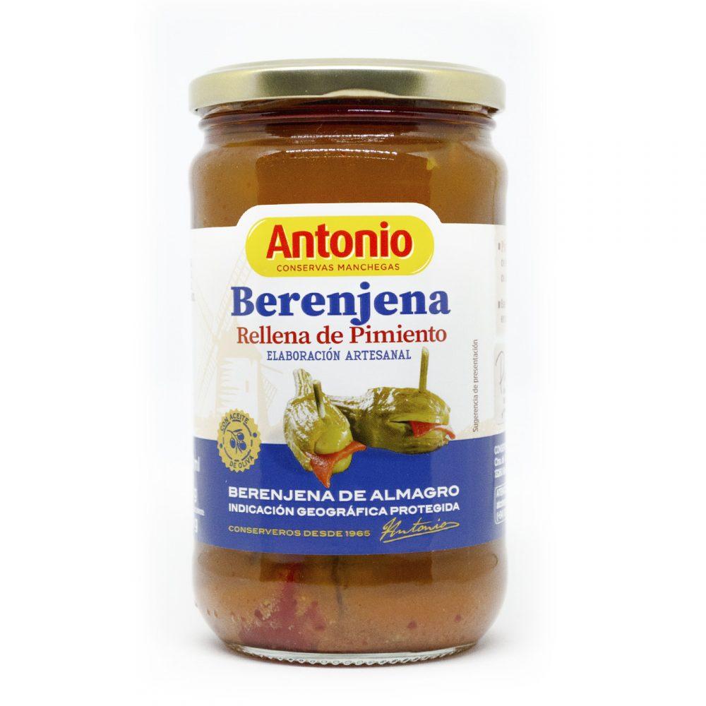Berenjena Rellena Antonio