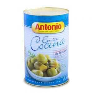 Corazones Berenjena Conservas Antonio