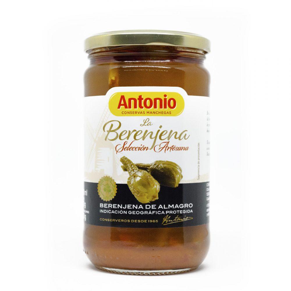 Berenjena Artesana Antonio