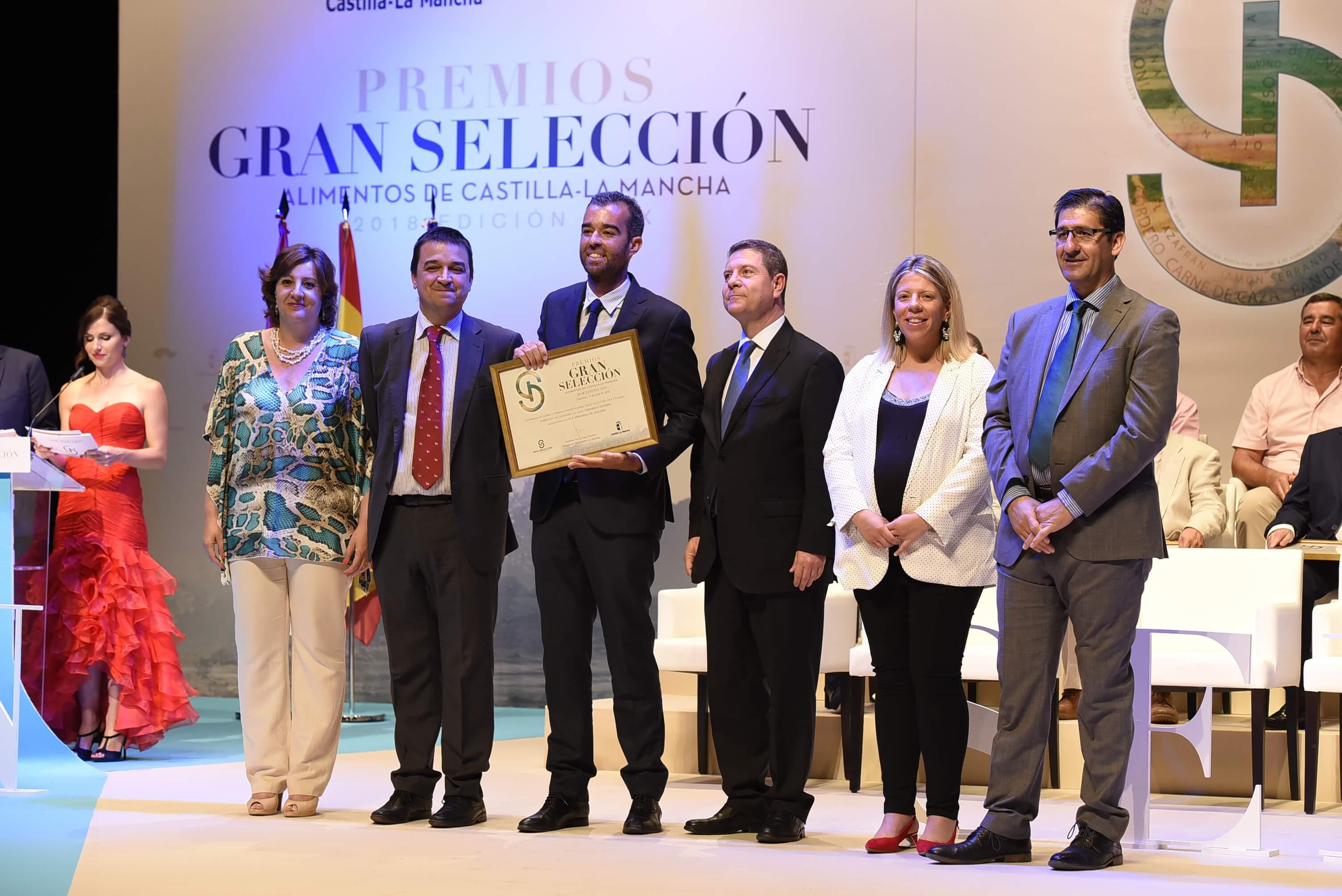 Conservas Antonio, the best Almagro Aubergine in Los Premios Gran Selección 2018