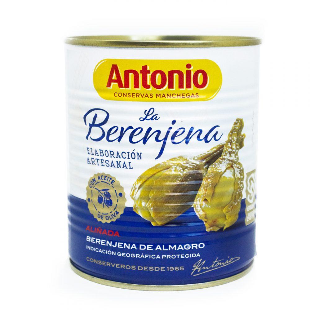 Berenjena Conservas Antonio