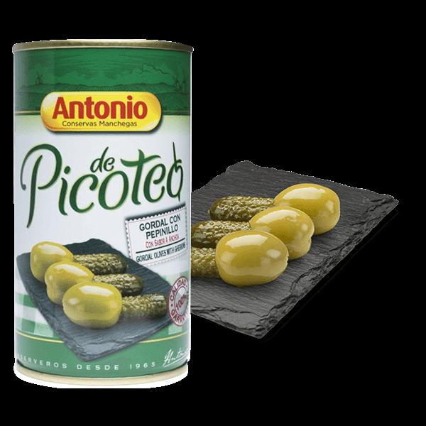 De Picoteo Conservas Antonio
