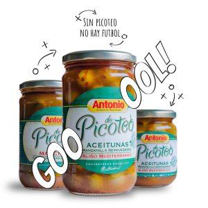 Pack Picoteo Conservas Antonio