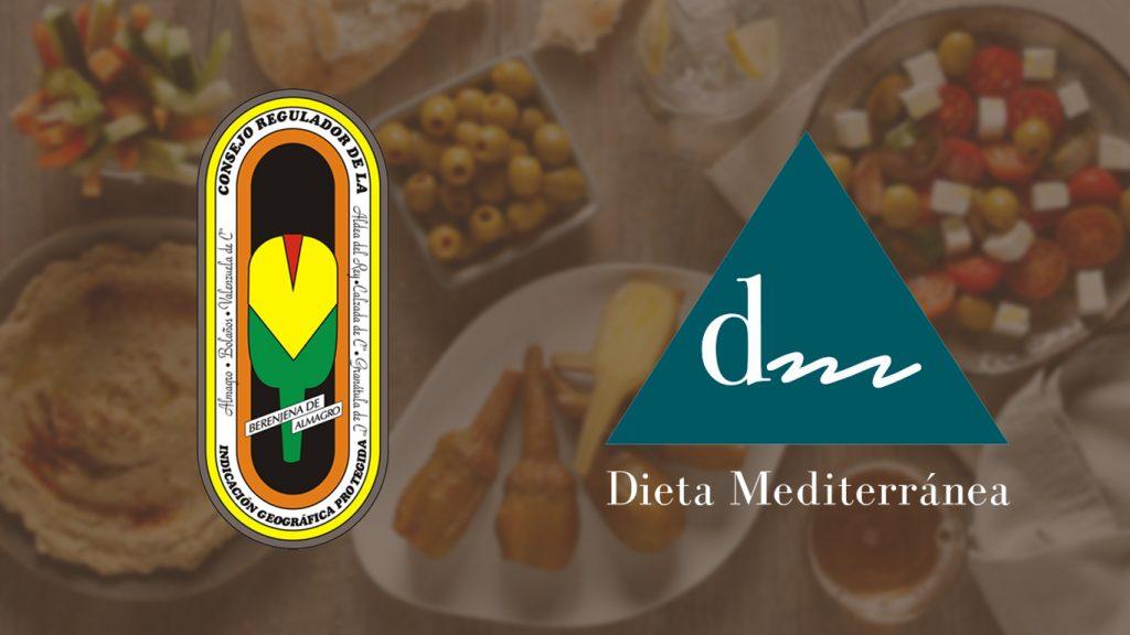 Berenjena Almagro Dieta Mediterránea